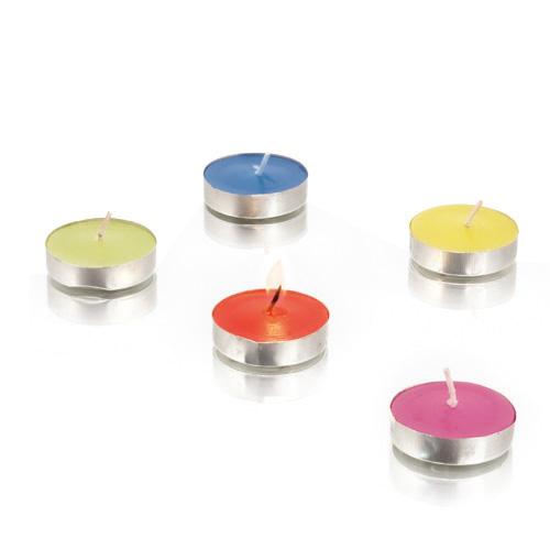 candele eco confezione in cartone