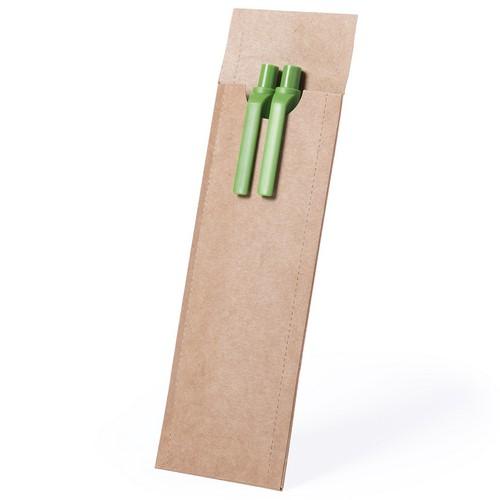 Set Bislak penne in cartone riciclato