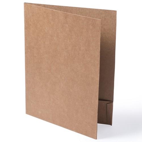 Cartellina Haborg - cartone riciclato