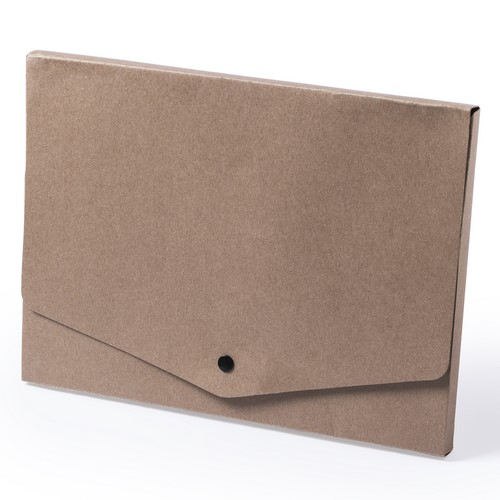 Portadocumenti Damany cartone riciclato