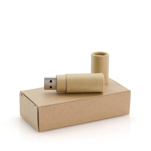 key 16GB » Chiavetta USB Eku 16Gb cartone riciclato