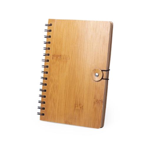 Taccuino Palmex personalizzabile bambù rigido