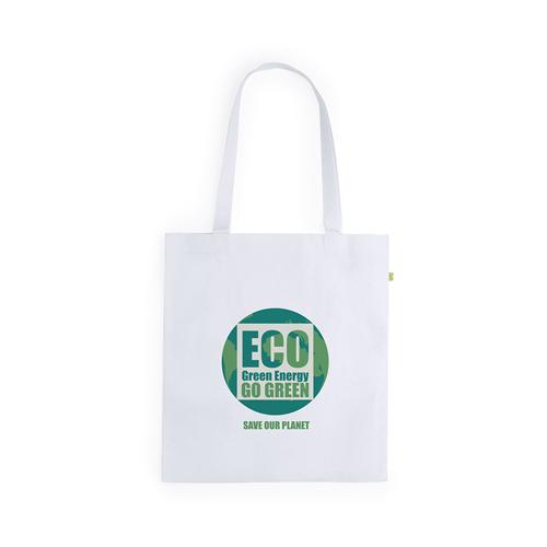 Borsa ecologica in bambù Bamtox personalizzabile fibra bambù